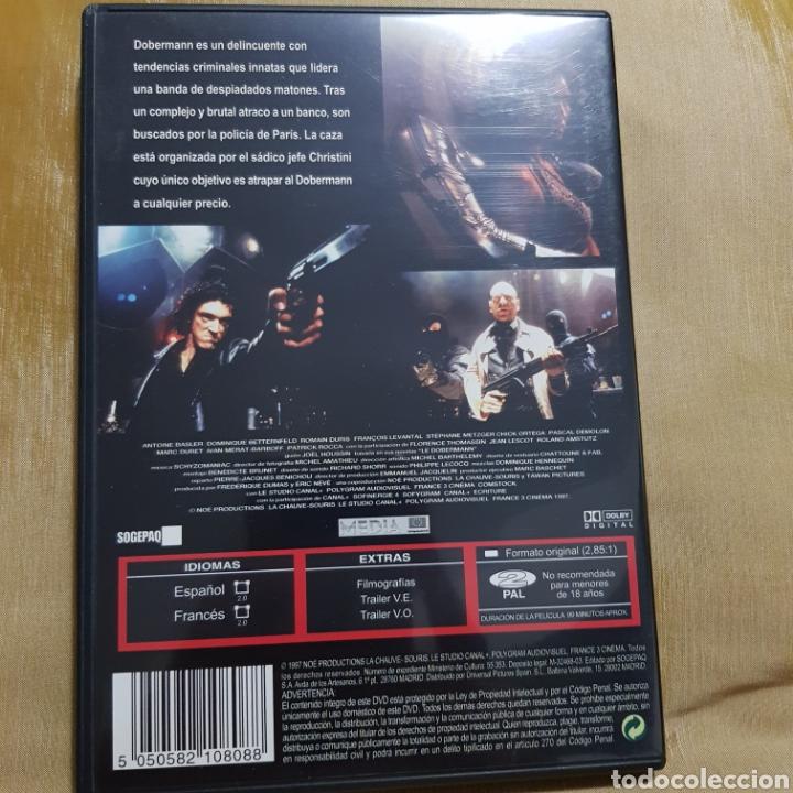 Cine: (S175) dobermann - DVD SEGUNDAMANO IMPOLUTA - Foto 2 - 171148260