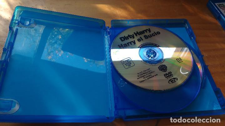 Cine: PACK DVD - LOTE HARRY EL SUCIO - COLECCIÓN 5 DISCOS - PACKAGING DE BLU RAY - Foto 8 - 171163065