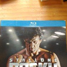 Cine: PACK DVD - LOTE ROCKY (SÉIS PELÍCULAS) - COLECCIÓN 6 DISCOS - PACKAGING DE BLU RAY. Lote 171165809
