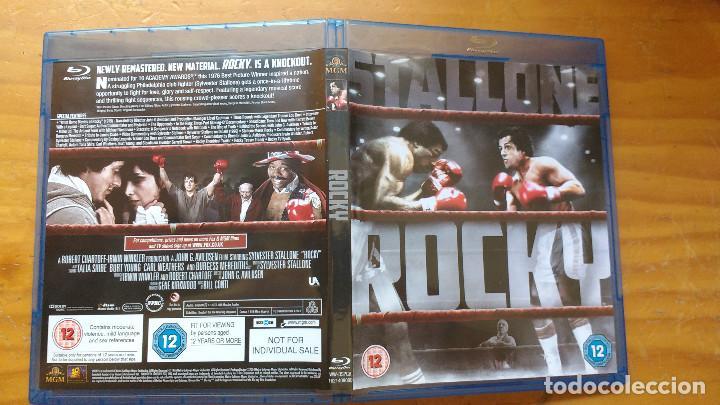 Cine: PACK DVD - LOTE ROCKY (SÉIS PELÍCULAS) - COLECCIÓN 6 DISCOS - PACKAGING DE BLU RAY - Foto 5 - 171165809