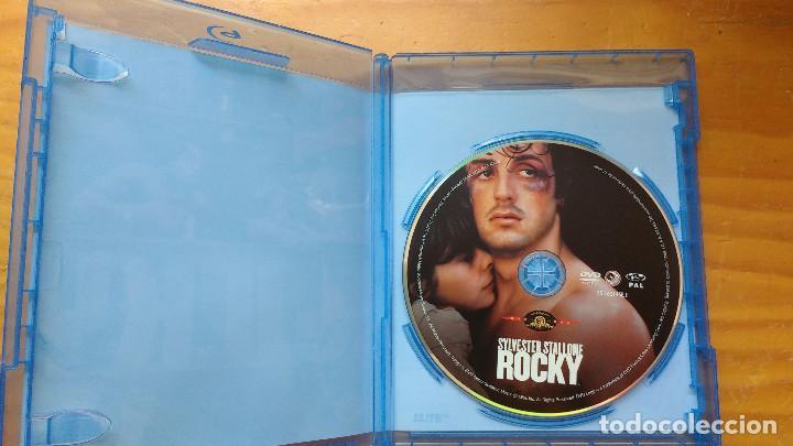 Cine: PACK DVD - LOTE ROCKY (SÉIS PELÍCULAS) - COLECCIÓN 6 DISCOS - PACKAGING DE BLU RAY - Foto 6 - 171165809