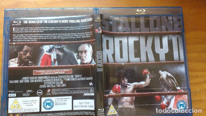 Cine: PACK DVD - LOTE ROCKY (SÉIS PELÍCULAS) - COLECCIÓN 6 DISCOS - PACKAGING DE BLU RAY - Foto 7 - 171165809