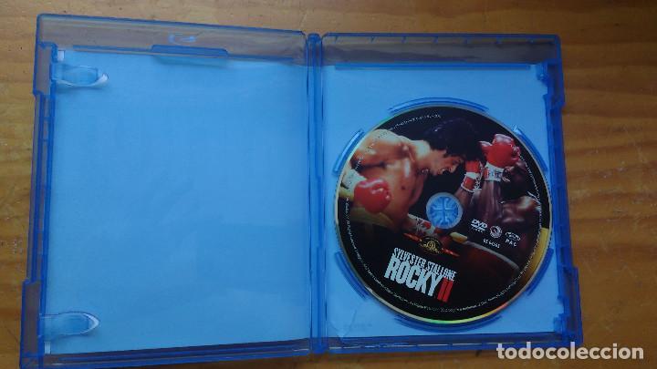Cine: PACK DVD - LOTE ROCKY (SÉIS PELÍCULAS) - COLECCIÓN 6 DISCOS - PACKAGING DE BLU RAY - Foto 8 - 171165809