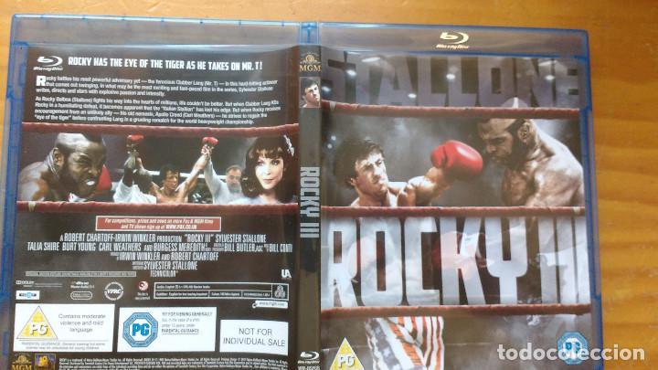 Cine: PACK DVD - LOTE ROCKY (SÉIS PELÍCULAS) - COLECCIÓN 6 DISCOS - PACKAGING DE BLU RAY - Foto 9 - 171165809