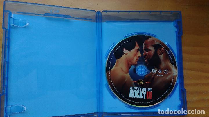 Cine: PACK DVD - LOTE ROCKY (SÉIS PELÍCULAS) - COLECCIÓN 6 DISCOS - PACKAGING DE BLU RAY - Foto 10 - 171165809