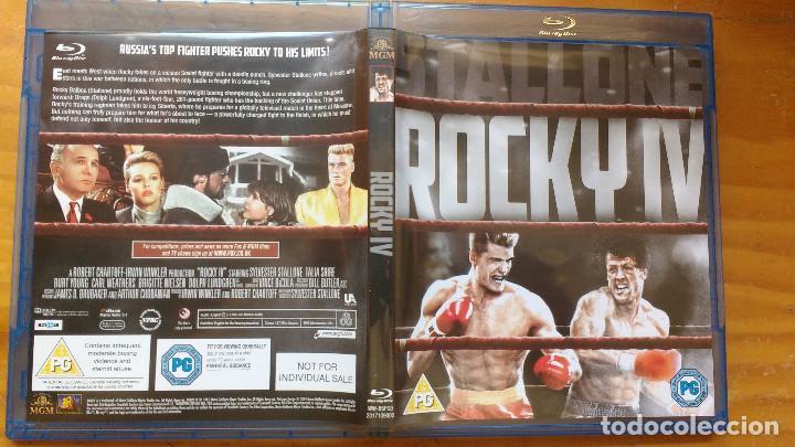 Cine: PACK DVD - LOTE ROCKY (SÉIS PELÍCULAS) - COLECCIÓN 6 DISCOS - PACKAGING DE BLU RAY - Foto 11 - 171165809