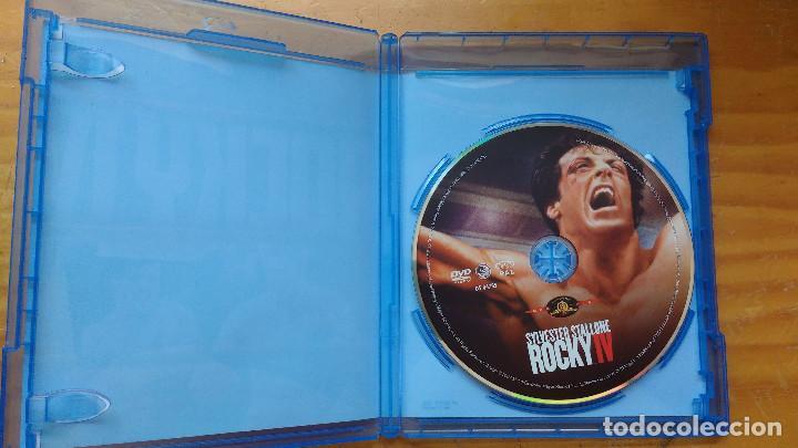 Cine: PACK DVD - LOTE ROCKY (SÉIS PELÍCULAS) - COLECCIÓN 6 DISCOS - PACKAGING DE BLU RAY - Foto 12 - 171165809