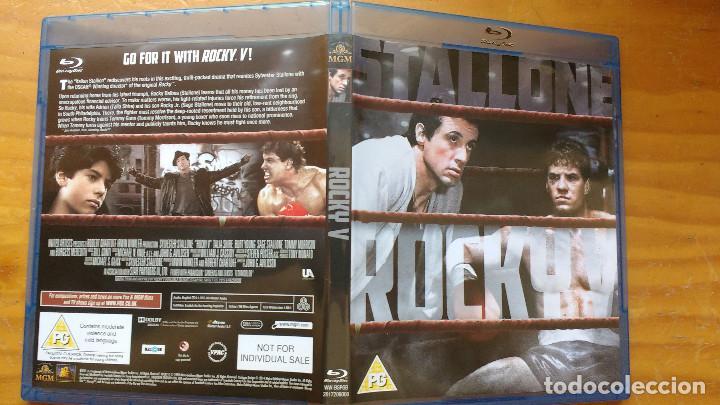 Cine: PACK DVD - LOTE ROCKY (SÉIS PELÍCULAS) - COLECCIÓN 6 DISCOS - PACKAGING DE BLU RAY - Foto 13 - 171165809