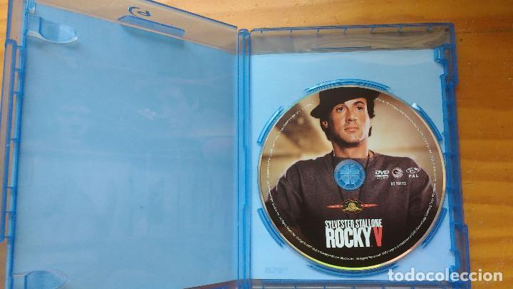 Cine: PACK DVD - LOTE ROCKY (SÉIS PELÍCULAS) - COLECCIÓN 6 DISCOS - PACKAGING DE BLU RAY - Foto 14 - 171165809