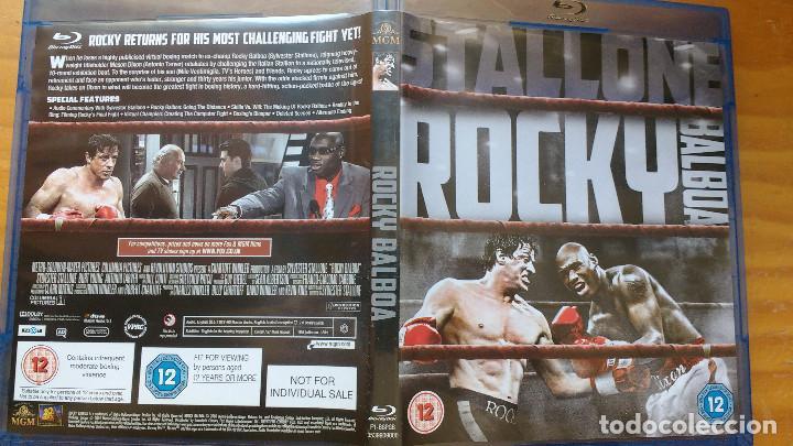 Cine: PACK DVD - LOTE ROCKY (SÉIS PELÍCULAS) - COLECCIÓN 6 DISCOS - PACKAGING DE BLU RAY - Foto 15 - 171165809