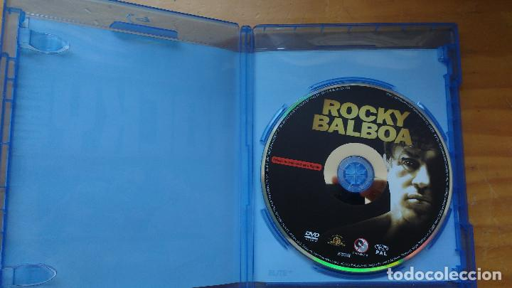 Cine: PACK DVD - LOTE ROCKY (SÉIS PELÍCULAS) - COLECCIÓN 6 DISCOS - PACKAGING DE BLU RAY - Foto 16 - 171165809