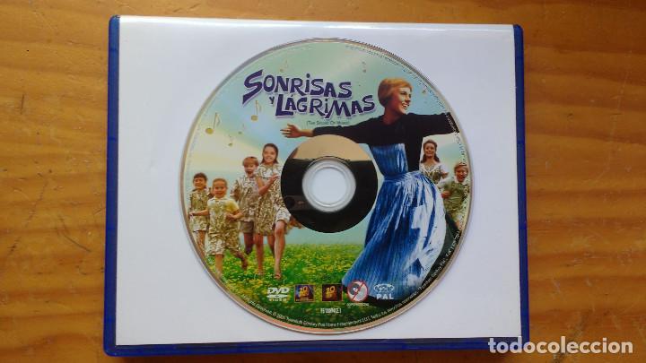 SONRISAS Y LÁGRIMAS (THE SOUND OF MUSIC - LA NOVICIA REBELDE) (1965) - DVD EDICIÓN 40 ANIVERSARIO (Cine - Películas - DVD)