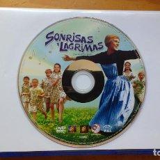 Cine: SONRISAS Y LÁGRIMAS (THE SOUND OF MUSIC - LA NOVICIA REBELDE) (1965) - DVD EDICIÓN 40 ANIVERSARIO. Lote 171168988