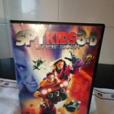 Cine: 45-DVD SPYKIDS 3-D GAME OVER. Lote 171169205