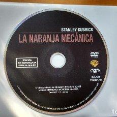 Cine: LA NARANJA MECÁNICA (A CLOCKWORK ORANGE) (1971) - DVD EDICIÓN COLECCIÓN STANLEY KUBRICK. Lote 171169403