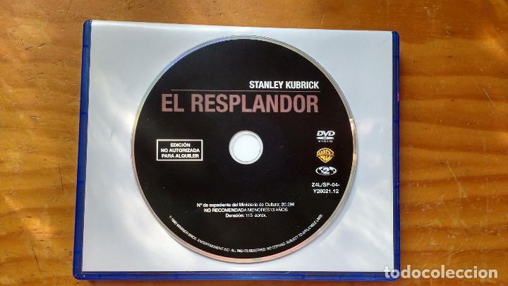 EL RESPLANDOR (THE SHINING) (1980) - DVD EDICIÓN COLECCIÓN STANLEY KUBRICK (Cine - Películas - DVD)