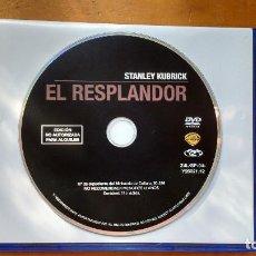 Cine: EL RESPLANDOR (THE SHINING) (1980) - DVD EDICIÓN COLECCIÓN STANLEY KUBRICK. Lote 171169698