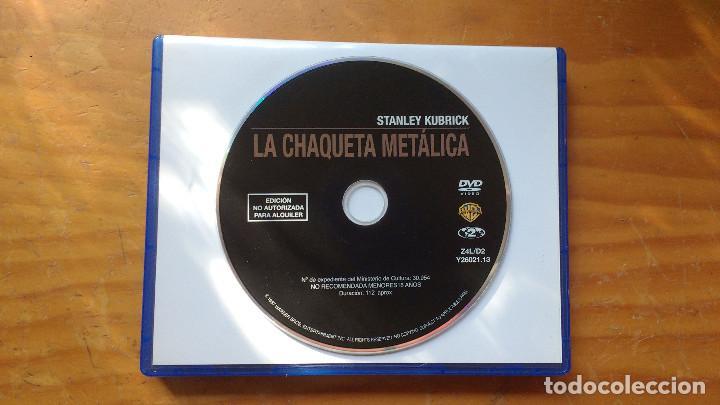 LA CHAQUETA METÁLICA (FULL METAL JACKET) (1987) - DVD EDICIÓN COLECCIÓN STANLEY KUBRICK (Cine - Películas - DVD)