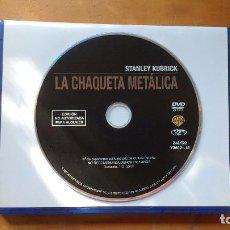 Cine: LA CHAQUETA METÁLICA (FULL METAL JACKET) (1987) - DVD EDICIÓN COLECCIÓN STANLEY KUBRICK. Lote 171169892