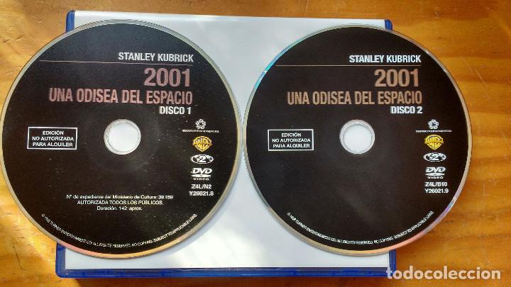 2001: UNA ODISEA DEL ESPACIO (2001: A SPACE ODYSSEY, 1968) - 2 DVD EDICIÓN COLECCIÓN STANLEY KUBRICK (Cine - Películas - DVD)