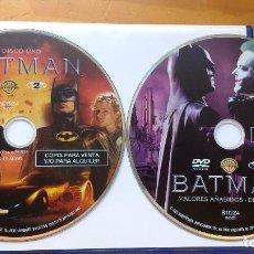 Cine: BATMAN (1989) - DVD EDICIÓN 2 DISCOS ORIGINALES. Lote 171176533