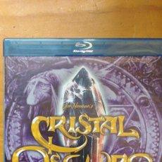 Cine: DVD - CRISTAL OSCURO - EDICIÓN DEL COLECCIONISTA PRESENTADO WIDESCREEN DELUXE - PACKAGING DE BLU RAY. Lote 171177663