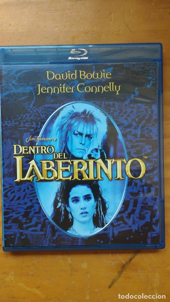 DVD - DENTRO DEL LABERINTO - EDICIÓN DEL COLECCIONISTA WIDESCREEN DELUXE - PACKAGING DE BLU RAY (Cine - Películas - DVD)