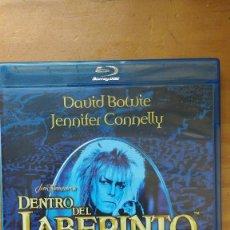 Cine: DVD - DENTRO DEL LABERINTO - EDICIÓN DEL COLECCIONISTA WIDESCREEN DELUXE - PACKAGING DE BLU RAY. Lote 171178227