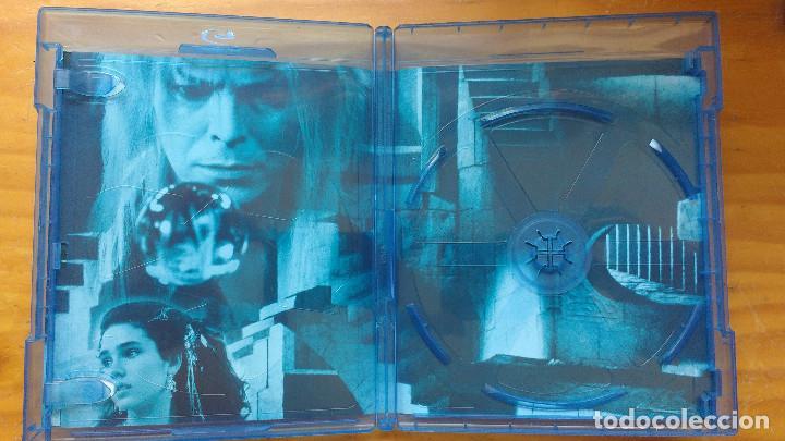 Cine: DVD - DENTRO DEL LABERINTO - EDICIÓN DEL COLECCIONISTA WideScreen Deluxe - PACKAGING DE BLU RAY - Foto 3 - 171178227