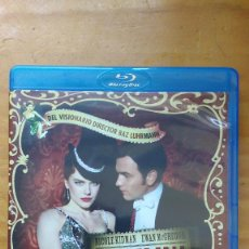 Cine: DVD - MOULIN ROUGE (2001) - PACKAGING DE BLU RAY. Lote 171178744