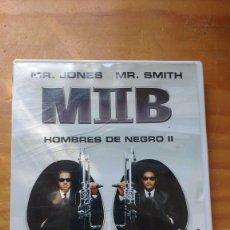 Cine: MIB II - MEN IN BLACK 2 - HOMBRES DE NEGRO II - 2002 - DVD - EDICIÓN DOS DISCOS. Lote 171199172