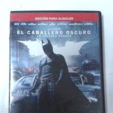 Cine: BATMAN EL CABALLERO OSCURO (CHRISTIAN BALE). Lote 171200515