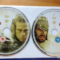 Cine: TROYA (TROY, 2004) - DVD - EDICIÓN EL MONTAJE DEL DIRECTOR (AMPLIADA) - 2 DISCOS ORIGINALES. Lote 171200729