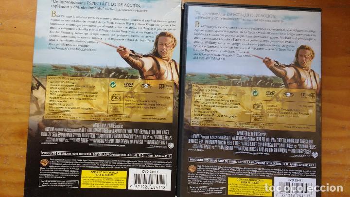 Cine: TROYA (Troy, 2004) - DVD - EDICIÓN ESPECIAL - 2 DISCOS - INCLUYE ESTUCHE EXTRA DE CARTÓN DURO - Foto 2 - 171201138