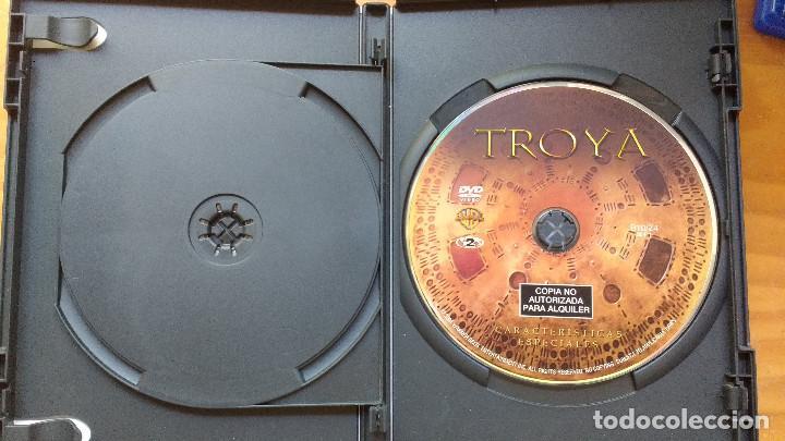 Cine: TROYA (Troy, 2004) - DVD - EDICIÓN ESPECIAL - 2 DISCOS - INCLUYE ESTUCHE EXTRA DE CARTÓN DURO - Foto 4 - 171201138
