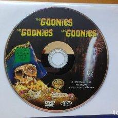 Cine: LOS GOONIES (1985) - DVD ORIGINAL Y DESCATALOGADO. Lote 171201554