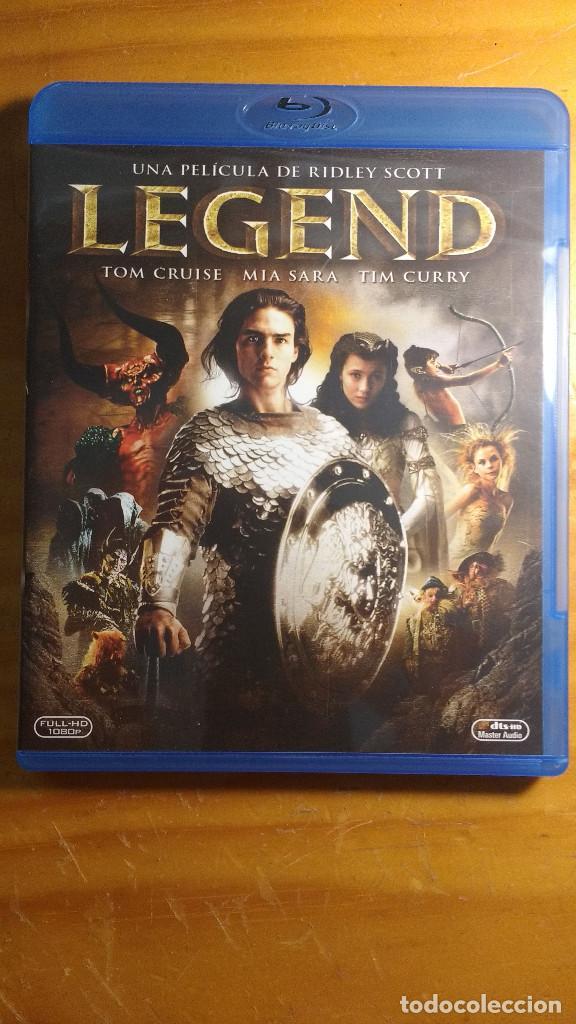 DVD - LEGEND (1985) - PACKAGING DE BLU RAY (Cine - Películas - DVD)