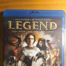Cine: DVD - LEGEND (1985) - PACKAGING DE BLU RAY. Lote 171202133