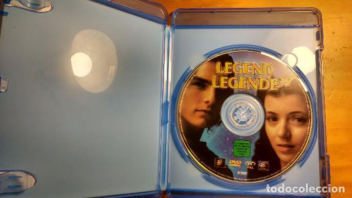 Cine: DVD - LEGEND (1985) - PACKAGING DE BLU RAY - Foto 3 - 171202133