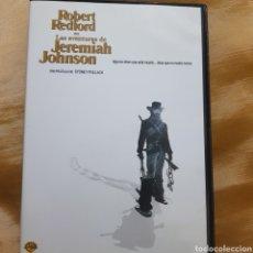 Cine: (S177) LAS AVENTURAS DE JEREMIAH JOHNSON - DVD SEGUNDAMANO COMO NUEVO. Lote 171278969