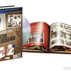 Cine: MATAR UN RUISEÑOR DVD DIGIBOOK NUEVO Y PRECINTADO DESCATALOGADO. Lote 171298843