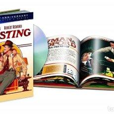 Cine: EL GOLPE DVD DIGIBOOK NUEVO Y PRECINTADO DESCATALOGADO. Lote 171300894