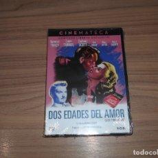 Cine: DOS EDADES DEL AMOR EDICION ESPECIAL DVD + LIBRO SPENCER TRACY LANA TURNER NUEVA PRECINTADA. Lote 171307204