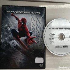 Cine: SPIDERMAN 1 SPIDER MAN DVD KREATEN. Lote 171307825