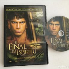 Cine: EL FINAL DEL ESPIRITU LUTERO DVD VIDEO KREATEN. Lote 171345064