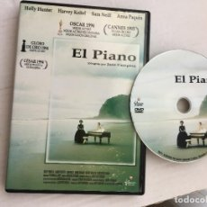 Cine: EL PIANO JANE CAMPION DVD VIDEO KREATEN. Lote 171345388