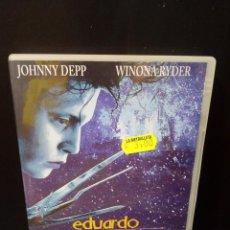 Cine: EDUARDO MANOSTIJERAS - DVD. Lote 171348274