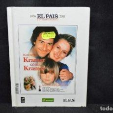 Cine: KRAMER CONTRA KRAMER - DVD. Lote 171348977