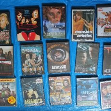 Cine: LOTE, 21 PELICULAS DVD, 13 PRECINTADAS, . Lote 171410237