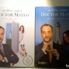 Cine: DOCTOR MATEO PRIMERA Y SEGUNDA TEMPORADA COMPLETAS. Lote 171416078